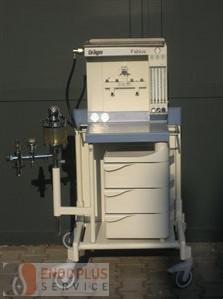 Dräger Fabius TIRO altatógép