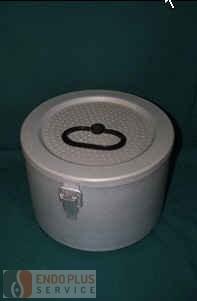 Sterilizáló doboz 32cm átmérő