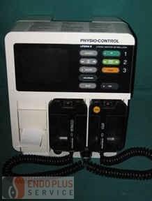 PHYSIO CONTROL Lifepak 9 használt defibrillátor