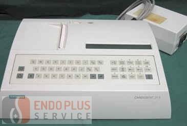 Siemens Cardiostat 31S 6-csatornás EKG