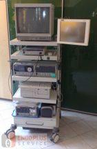 KARL STORZ laparoszkópos torony digitális archiváló rendszerre