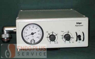 Dräger Alphavent lélegeztető gép