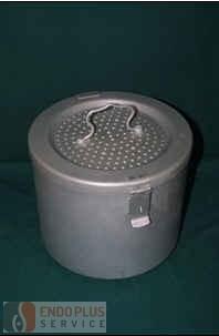 Sterilizáló doboz 26cm átmérő