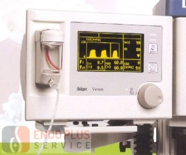 Draeger Vamos aneszt monitor - Használt orvosi műszer