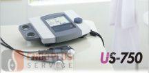 US-750 Multi-frekvenciás ultrahang terápiás készülék