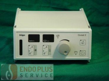Draeger Oxysat 2 monitor (pulzoximéter)