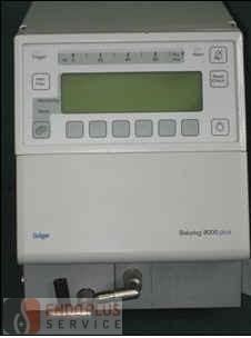 Draeger Babylog 8000 Lélegeztetőgép