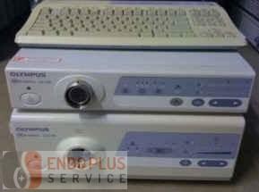 Olympus EXERA 145 video processzor + fényforrás