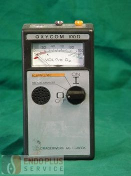 Dräger Oxycom 100 D oxigén monitor