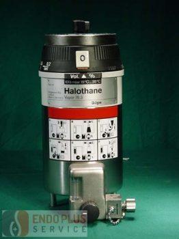 Drager Halotán vapor