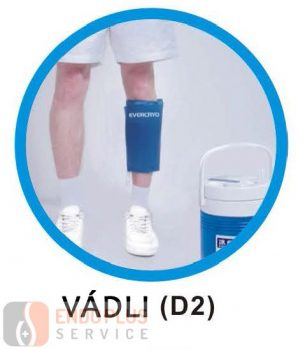 CRYO CUFF - VÁDLI Mandzsetta (D2-M)
