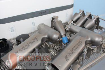 Aesculap 3Ti-Teljes készlet