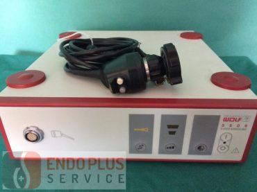 WOLF 5506: 3CCD Video processzor