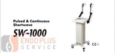 SW-1000 Pulzáló és folyamatos rövidhullám terápiás készülék