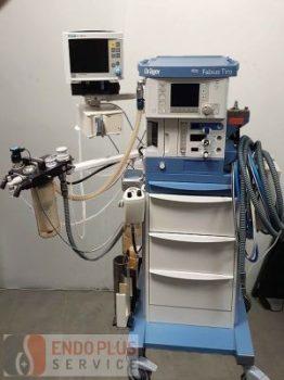 Dräger Aneszteziológia gép Fabius Tiro
