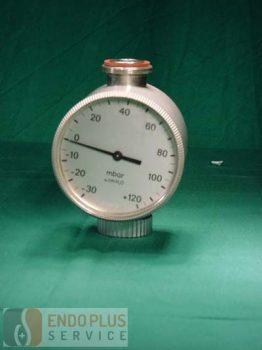 Nyomásmérő  ( Draeger )