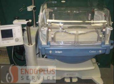 Dräger Caleo mobil inkubátor