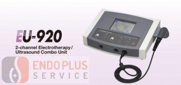 EU-920 2-csatornás elektroterápia és ultrahang kombinált készülék