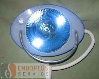 Hanaulux Blue 30 vizsgálólámpa