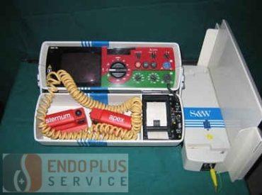 S+W CardioAid DMS 730 használt defibrillátor
