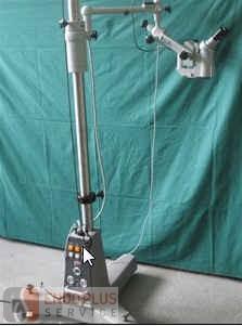 Zeiss OPMI 6 Mobil sebészeti mikroszkóp, binokuláris (10x)