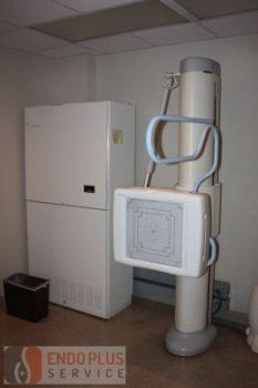 GE mellkas röntgen. Revolution XQI