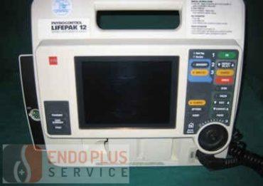 PHYSIO CONTROL Lifepak 12 használt defibrillátor