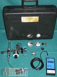 Draeger gázkeverék O2 mérő