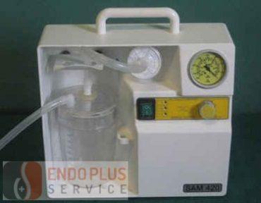 MGE SAM 420 hordozható sürgősségi szívópumpa