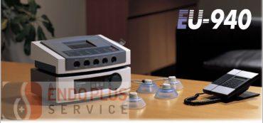 EU-940 4-csatornás elektroterápiás és ultrahang kombinált készülék