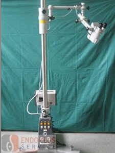 ZEISS OPMI 6: Mobil OP - Mikroszkóp