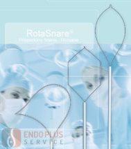 Sterilizálható polypectomiás hurok - ovál loop