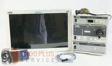 STORZ Turn Key video rendszer Image1/H3/Xenon300