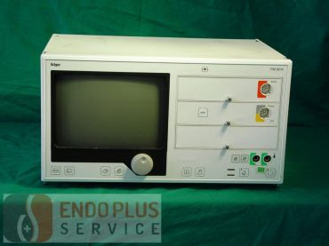 Dräger PM 8014 páciens monitor