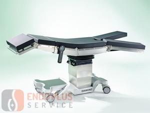 SCHMITZ műtőasztal Diamand 60 BLK