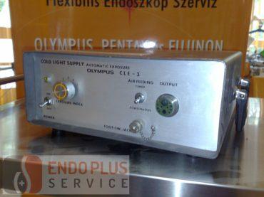 Olympus CLE-3 hidegfényforrás, használt orvosi műszer