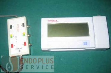 Schiller MS-3 sürgősségi EKG