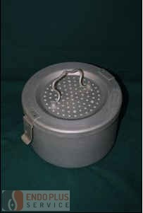 Sterilizáló doboz 21cm átmérő