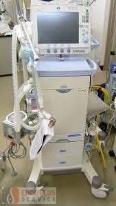 Maquet lélegeztető gép Servo-i