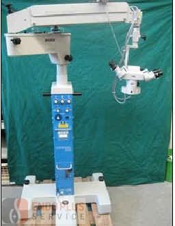 ZEISS OPMI 6-SDFC operáiós mikroszkóp