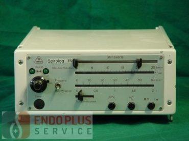 Draeger Spirolog monitor